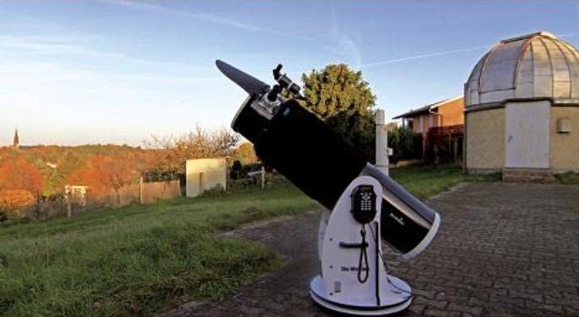 Teleskop express ts optics hauptspiegellüfter für newton teleskope